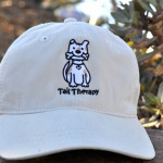 Stone Thick-Stitch Cap -- DOG $22